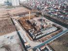 ЖК Открытие - ход строительства, фото 105, Март 2019