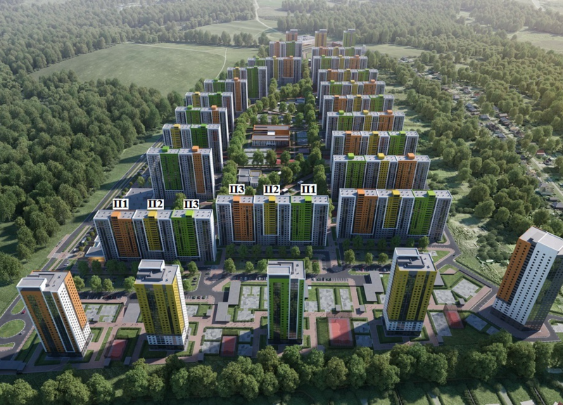 ЖК КМ Анкудиновский парк - фото 15