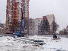 ЖК Пушкин - ход строительства, фото 134, Декабрь 2018