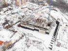 ЖК Азбука - ход строительства, фото 37, Январь 2021
