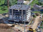 Ход строительства дома № 15 в ЖК Академический - фото 52, Июнь 2019
