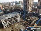 ЖК Центральный-2 - ход строительства, фото 130, Декабрь 2017