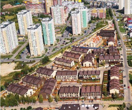 Дом № 424 (от 72 до 144 м2) в КП Аладдин - фото 3