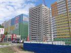 Ход строительства дома № 2 в ЖК Красная поляна - фото 47, Май 2016