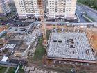 ЖК Горизонт - ход строительства, фото 68, Май 2020