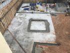 Ход строительства дома на Минина, 6 в ЖК Георгиевский - фото 46, Октябрь 2020