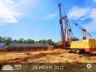 ЖК Кристалл 2 - ход строительства, фото 4, Июль 2021
