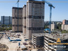 Ход строительства дома Литер 1 в ЖК Звезда Столицы - фото 45, Август 2019