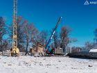 ЖК На Высоте - ход строительства, фото 41, Март 2020