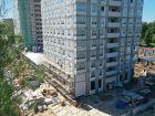 Ход строительства дома № 1 первый пусковой комплекс в ЖК Маяковский Парк - фото 23, Июнь 2021