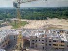 Ход строительства дома на участке № 214 в ЖК Солнечный город - фото 69, Август 2017