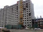 Ход строительства дома 60/1 в ЖК Москва Град - фото 81, Июль 2017