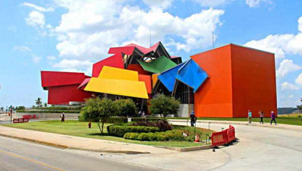 Biomuseo – самый яркий музей жизни в Панаме