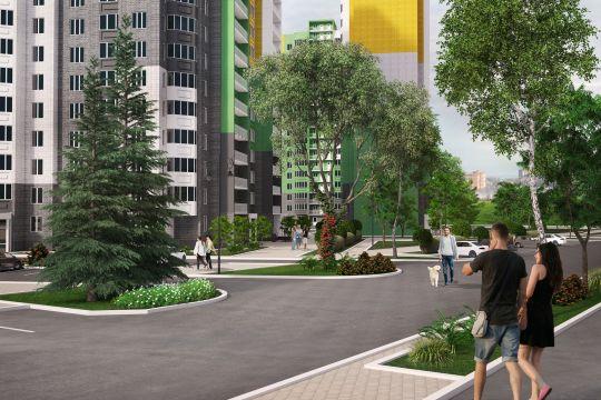 ЖК Левенцовка парк - фото 6