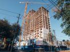 ЖК Онегин - ход строительства, фото 64, Ноябрь 2020
