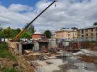 Жилой дом: ул. Страж Революции - ход строительства, фото 44, Май 2018