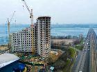 ЖК Atlantis (Атлантис) - ход строительства, фото 41, Январь 2020