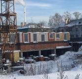 Жилой дом: г. Дзержинск, ул. Кирова, д.12 - ход строительства,