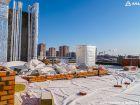 ЖК На Высоте - ход строительства, фото 45, Февраль 2021