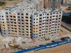 Ход строительства дома на участке № 214 в ЖК Солнечный город - фото 27, Сентябрь 2018