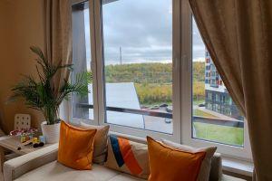 Топ-5 жилых комплексов Нижнего Новгорода с самыми доступными «двушками»