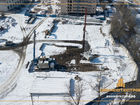 Ход строительства дома Литер 9 в ЖК Звезда Столицы - фото 64, Март 2019
