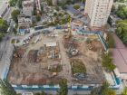 ЖК Ленина, 46 - ход строительства, фото 19, Июнь 2021