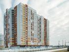 ЖК Инстеп.Победа - ход строительства, фото 9, Февраль 2021