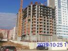 ЖК Новая Тверская - ход строительства, фото 29, Октябрь 2019