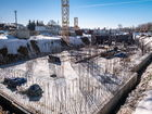 Ход строительства дома № 2 в ЖК Книги - фото 13, Март 2021