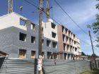 Ход строительства дома № 1 в ЖК Удачный 2 - фото 124, Июнь 2019