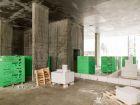Комплекс апартаментов KM TOWER PLAZA (КМ ТАУЭР ПЛАЗА) - ход строительства, фото 116, Февраль 2020