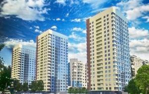 Жилой комплекс «Тихая Гавань на Якорной в Нижнем Новгороде