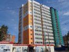 ЖК Буревестник - ход строительства, фото 4, Август 2017