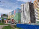 Ход строительства дома № 2 в ЖК Красная поляна - фото 42, Июнь 2016