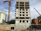 Ход строительства дома № 3 в ЖК Солнечный - фото 43, Сентябрь 2017