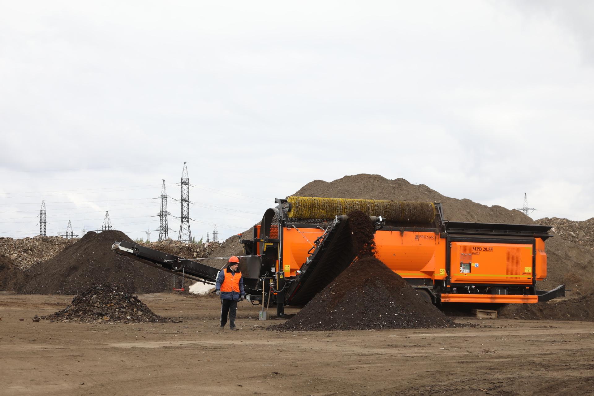 Шуваловскую свалку в Нижнем Новгороде полностью ликвидируют к IV кварталу 2022 года - фото 1