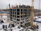 Ход строительства дома № 1 второй пусковой комплекс в ЖК Маяковский Парк - фото 69, Декабрь 2020