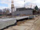 Ход строительства дома 60/1 в ЖК Москва Град - фото 90, Март 2017