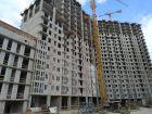 Ход строительства дома ул. Мечникова, 37 в ЖК Мечников - фото 9, Апрель 2020
