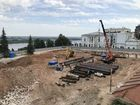 Ход строительства дома 6 в ЖК Георгиевский - фото 4, Август 2020