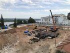 Ход строительства дома на Минина, 6 в ЖК Георгиевский - фото 68, Август 2020