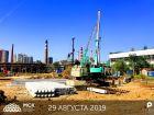Ход строительства дома Литер 1 в ЖК Рубин - фото 55, Июль 2019