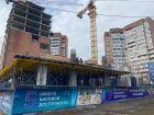 ЖК Гагарин - ход строительства, фото 73, Февраль 2020