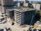 Ход строительства дома Литер 1 в ЖК Звезда Столицы - фото 42, Август 2019