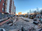 ЖК Каскад - ход строительства, фото 15, Декабрь 2016