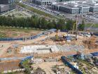 Ход строительства дома № 4 в ЖК Цветы 2 - фото 1, Сентябрь 2020