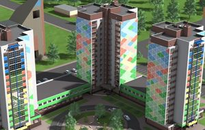 Жилой комплекс (ЖК) «Город Чемпионов» в городе Кстово