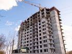 Ход строительства дома № 1 в ЖК Книги - фото 9, Апрель 2021