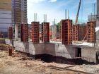 Ход строительства дома № 12 в ЖК На Победной - фото 24, Май 2014